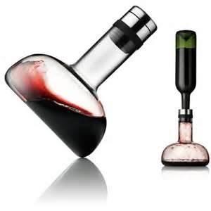 The original WineBreather. Danish Design :)