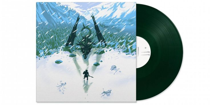 Skyrim Soundtrack is Making Its Way to Vinyl Next Year