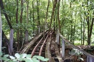 Styx River Water World Loxley Alabama Abandoned Theme