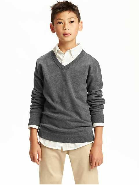 Boys School Uniform: Boys Pants, Boys Shirts, Boys Shorts, Boys Khaki Pants & More | Old Navy