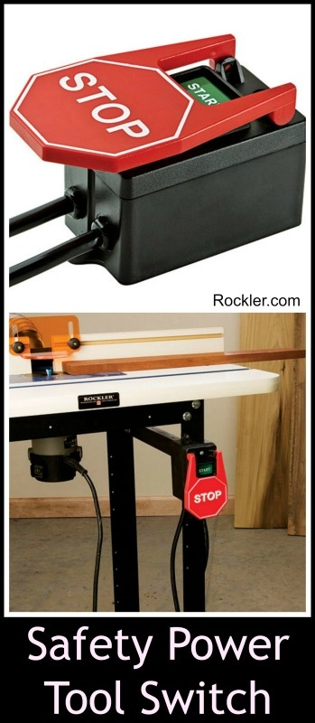 Safety Power Tool Switch. Rockler.com