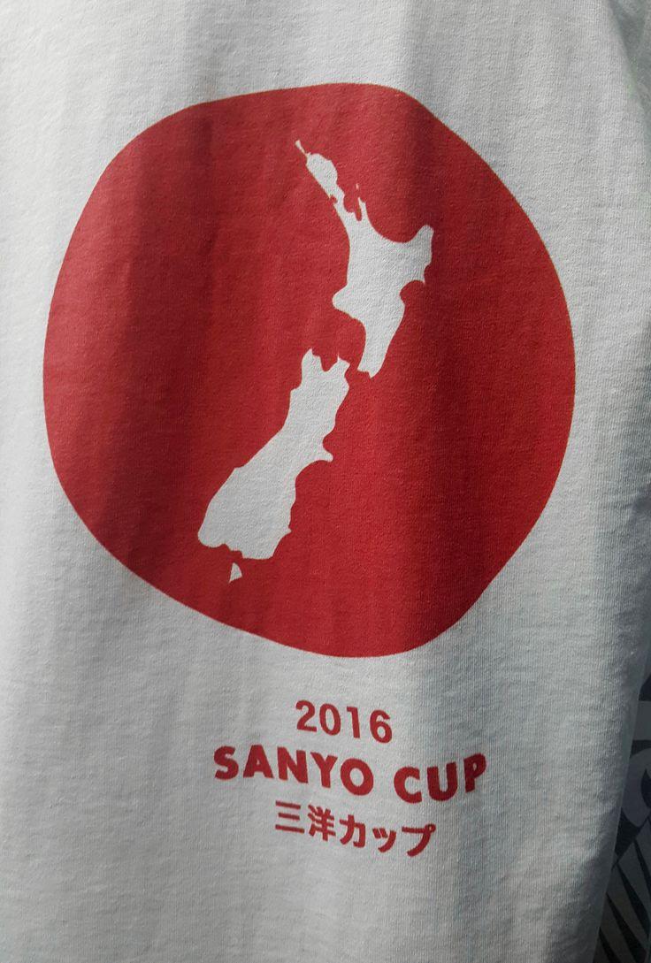 Sanyo Cup 2016 @jarmandesign