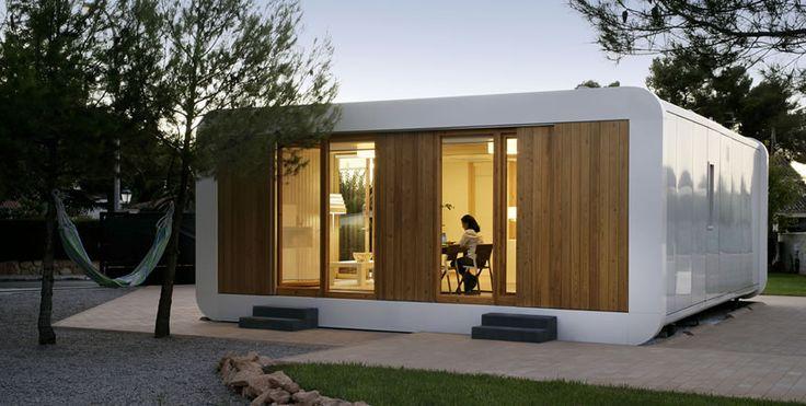 Noem Proyectos Casas De Madera Modernas Casas