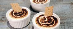 Chocolate Hazelnut S'mores Dip Recipe | The Chew - ABC.com