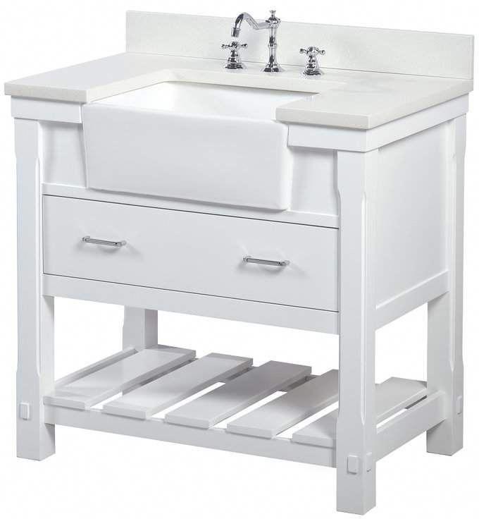 Pin On Bathroom Bathroom vanity and cabinet set