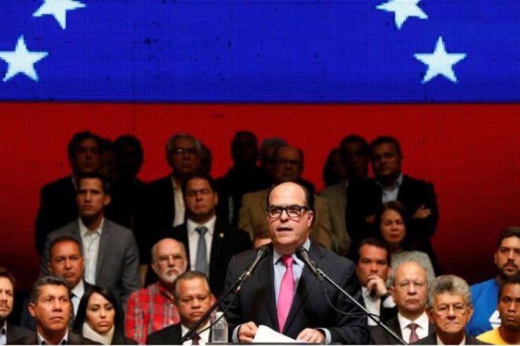 Venezuela: Oposición convoca a plebiscito no oficial contra Maduro
