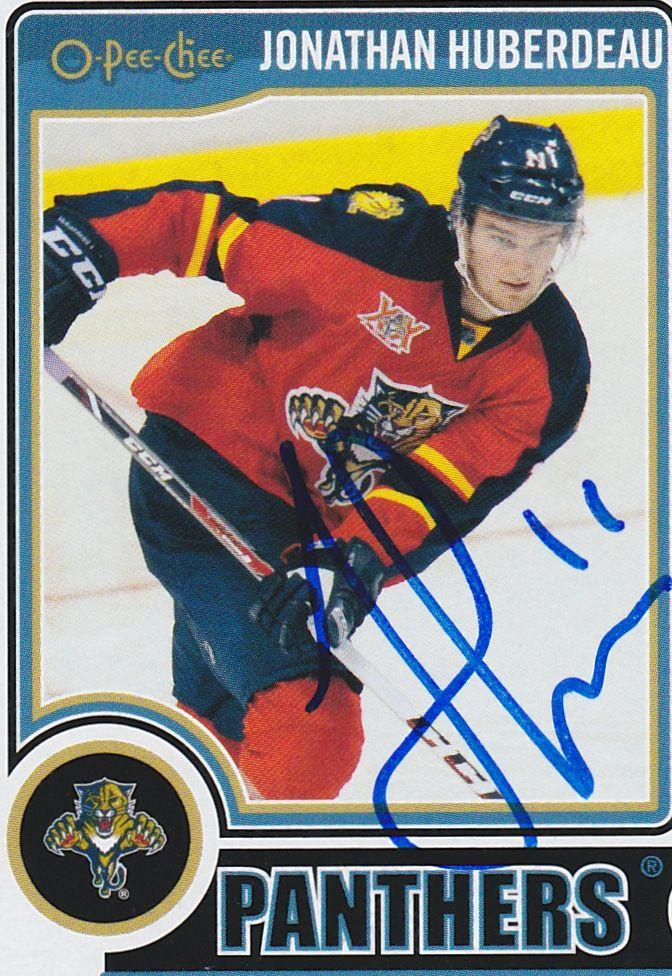 Jonathan Huberdeau  2012-13 NHL Calder Memorial Trophy