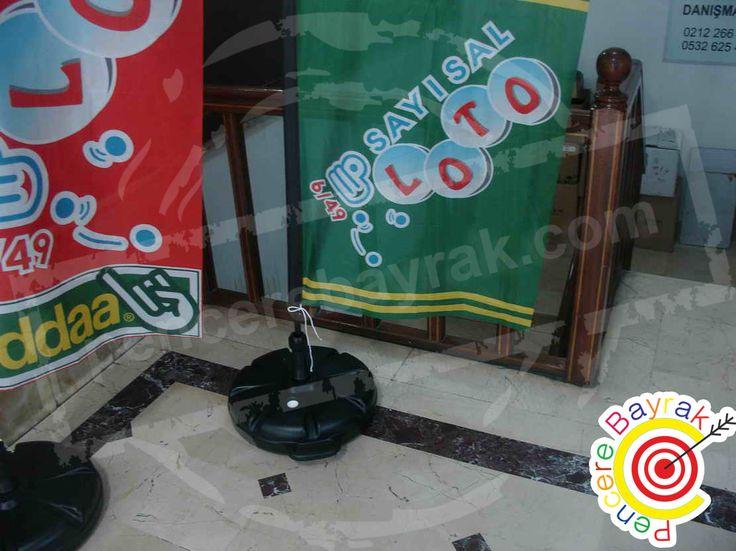 İddaa On Numara Şans Topu Olta ,plaj, Yelken Bayrakları www.pencerebayrak.com Beach Flag Banner