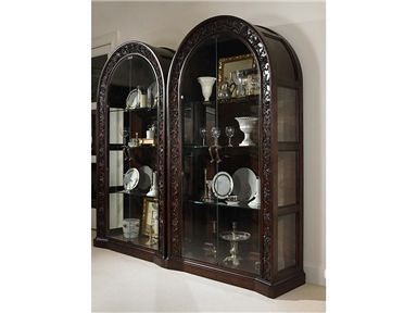 Shop For Century Furniture Curio Cabinet, 309 421, And Other Living Room  Cabinets