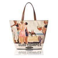 Cleethorpes Canvas Beach Bag