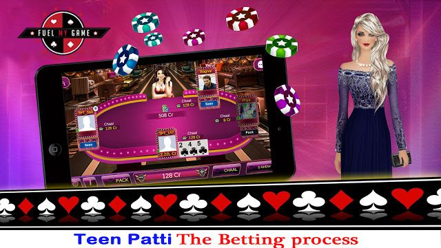Teen Patti Game is a famous Indian car game we've all been familiar with. Let's talk in detail about the interesting facets of its betting process.