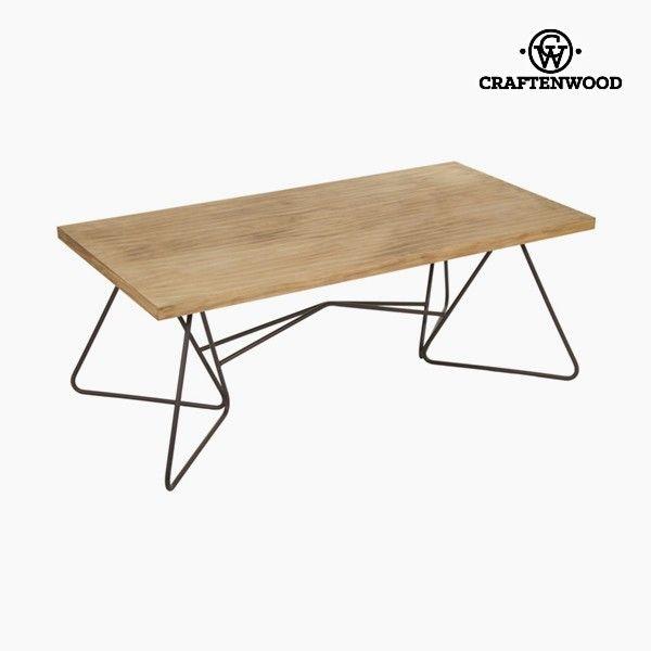 El mejor precio en Hogar 2017 en tu tienda favorita https://www.compraencasa.eu/es/mesas-sillas/87138-mesa-de-centro-120-x-45-x-60-cm-forja-abeto-negro-coleccion-perfect-by-craftenwood.html