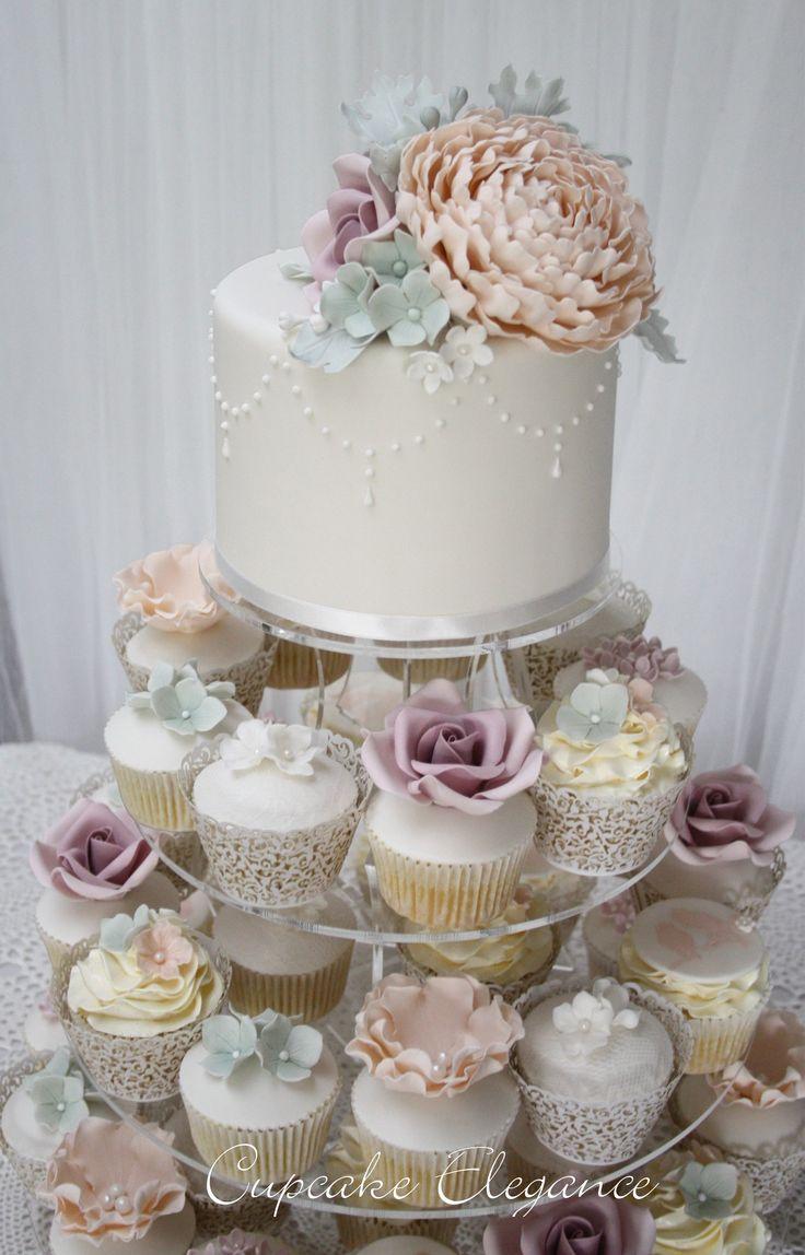 Wedding Cupcakes Make The Perfect Bonbonniere