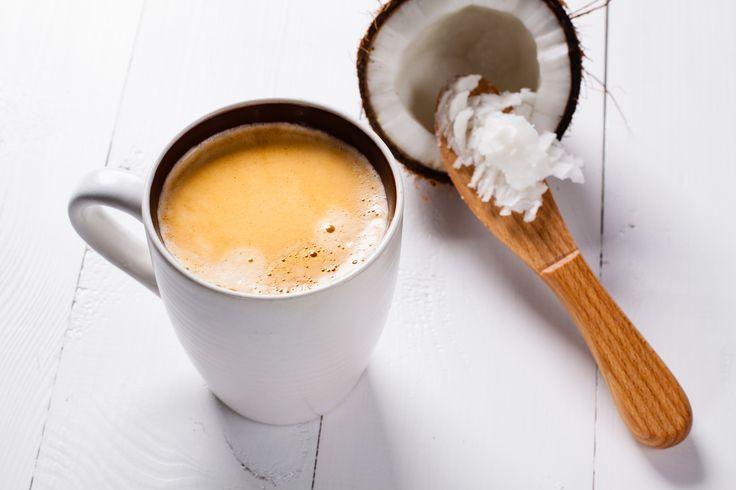 Recette : Café Gras (Bulletproof Coffee)