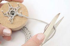 Tear de prego circular - Portal de Artesanato - O melhor site de artesanato com passo a passo gratuito