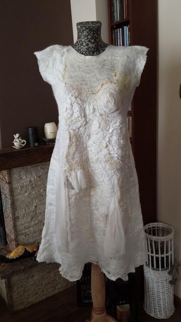 Sukienka 3D przód