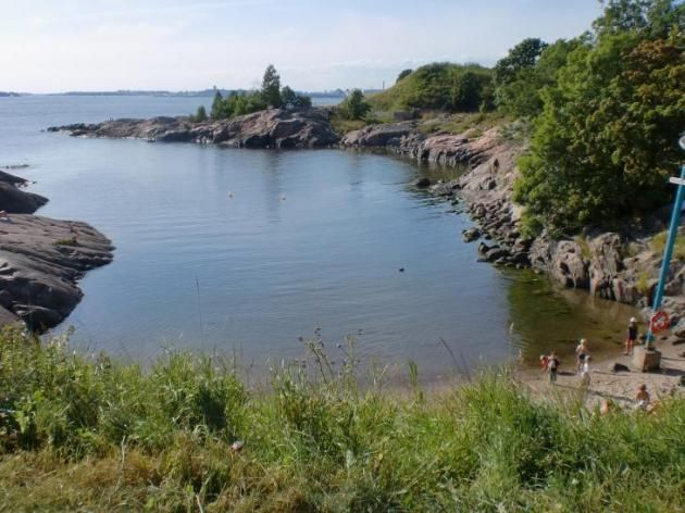 Helsingin edustan saaret