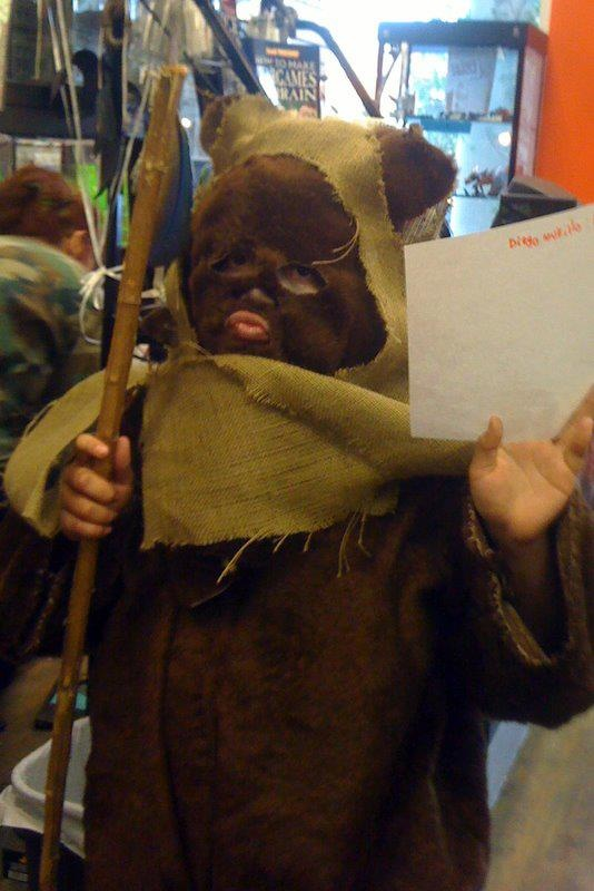 35 best images about Ewok birthday