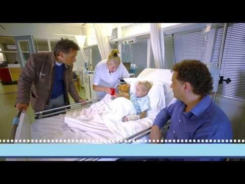 Anesthesie: voorlichting voor kleuters