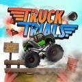 Jogue Truck Trials online no Lejogos! Esmague obstáculos com seu monster truck impressionante e alcance a linha de chegada o mais rápido possível neste divertido game online!