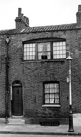 19 Menotti Street, Bethnal Green, 1956