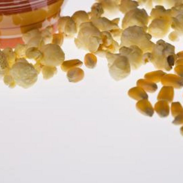 How to Soak Popcorn Seeds. Helps prevent unpopped kernels. I MUST try this!