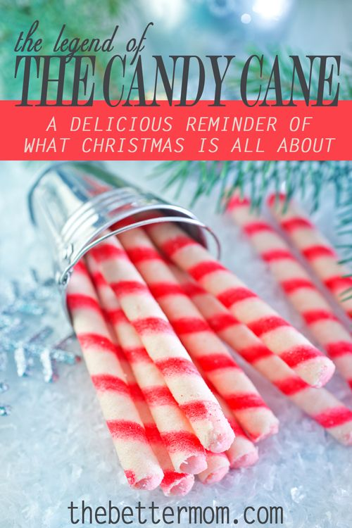 Do you know about the legend of the candy cane? Click to read about a delicious reminder of what the holiday season is all about. Teach your children all about the significance of the candy cane this next Christmas.