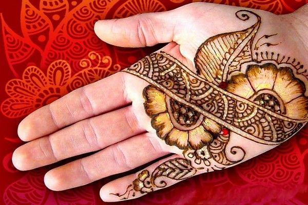 Simple Arabic Mehndi Designs For Hands & Designs Gallery