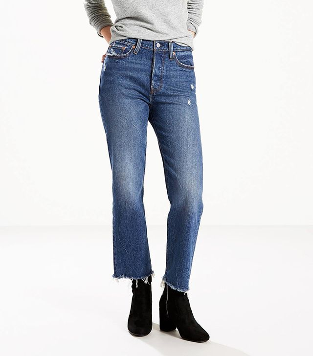 Want to find the best jeans for big thighs? We asked an expert for her foolproof shopping tips—here's what she said.