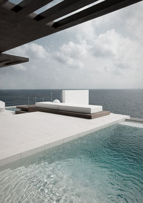 Did I mention the pool? Or the ocean? Yes, it'll have those too.