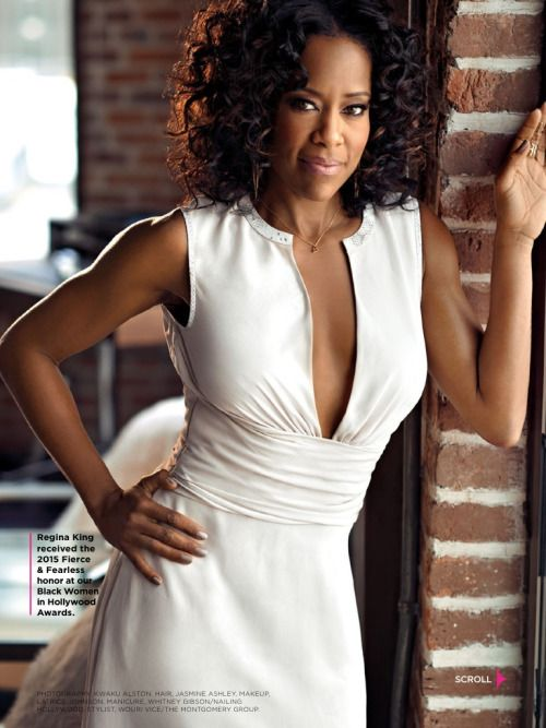 soph-okonedo:Regina King for 'Essence' Magazine March 2015