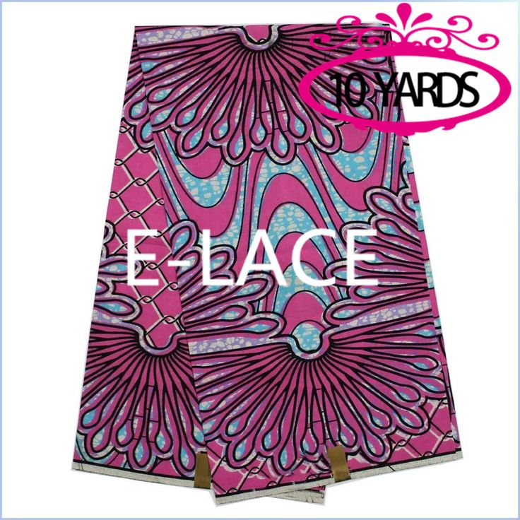 2017 African Real Hollandais Dutch Wax Fabric 6 Yard African Veritable Super Wax Hollandais Cotton High Quality Wax 1702x2320d08