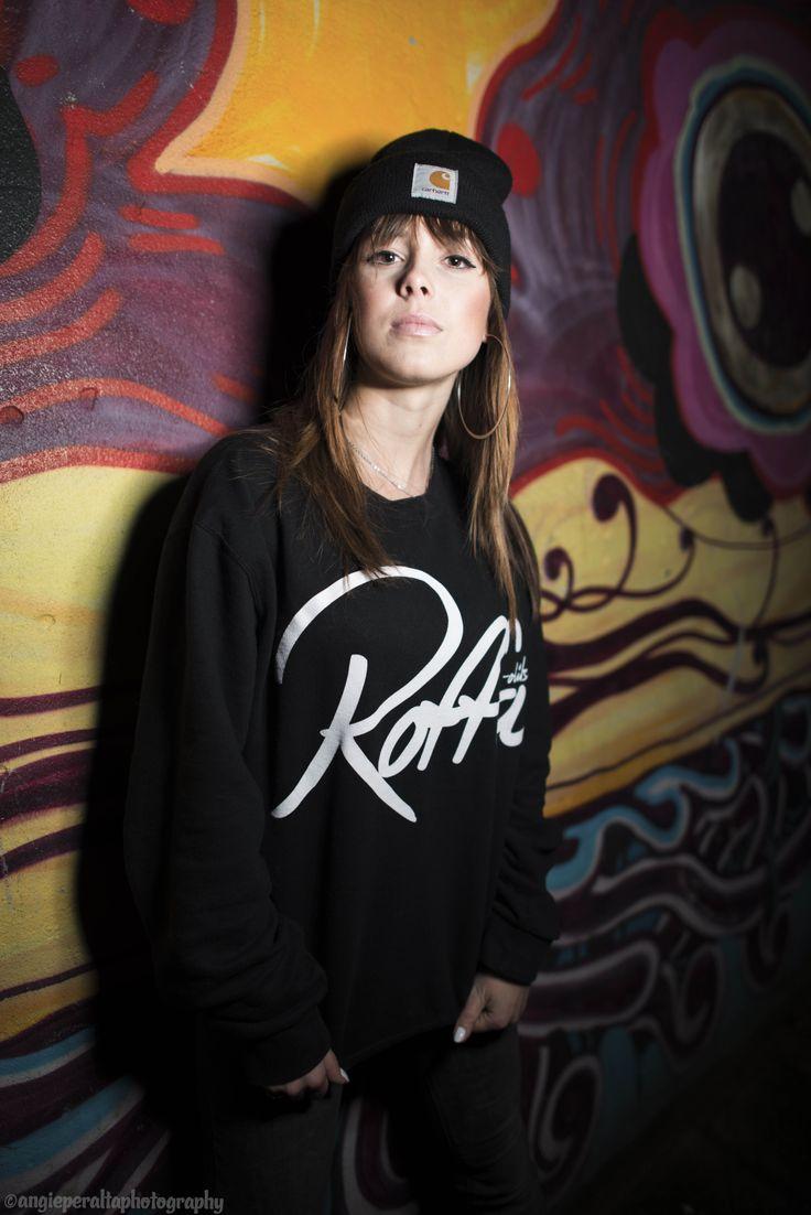 #portret #fotografie #fotovakschool #rotterdam #nederland #graffiti #street #straat #hiphop #meisje #dancer #model #photography Angie Peralta Photography©