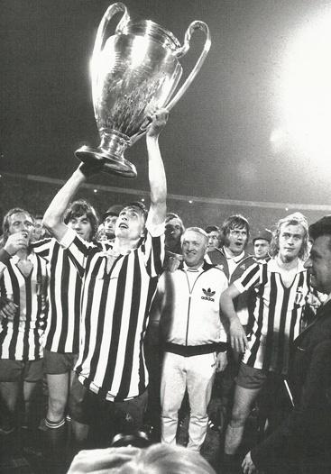Ajax and Juventus