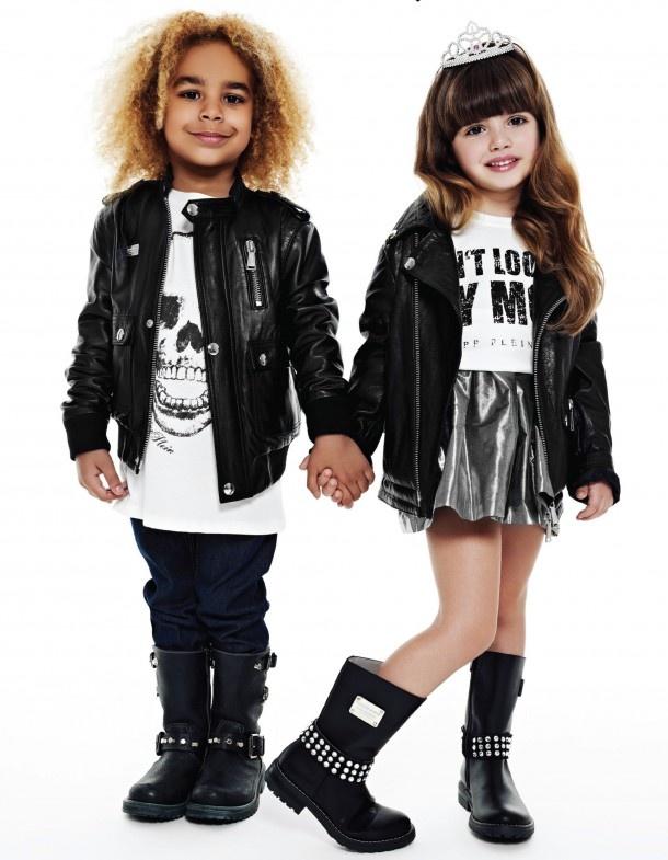 Рок одежда в картинках для детей