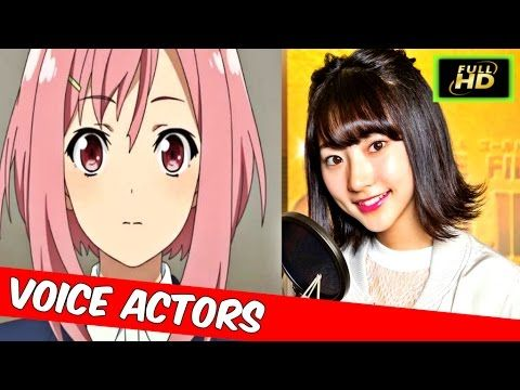 Sakura Quest Voice Actors - Sakura Quest Cast - Sakura Quest Characters