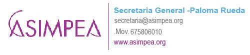 NETWORKING EN MAJADAHONDA Os adelantamos que este miércoles, 26 de Octubre a las 14.00 tendremos nuestro encuentro mensual entre las socias y amigas de ASIMPEA que quieran participar. #networking #majadahonda #asimpea #mujeresempresarias #asociaciondemujeres