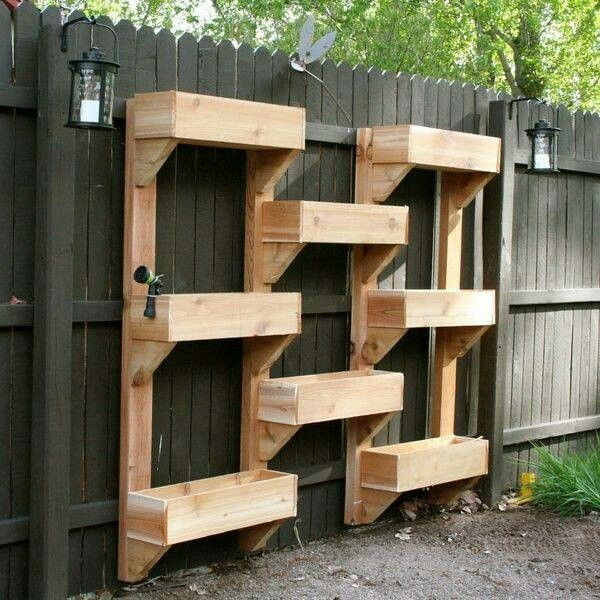 Vertical garden Idea..