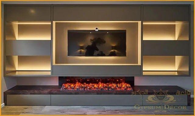 جبس بورد شاشات 2021 Modern Decor Modern Design Design