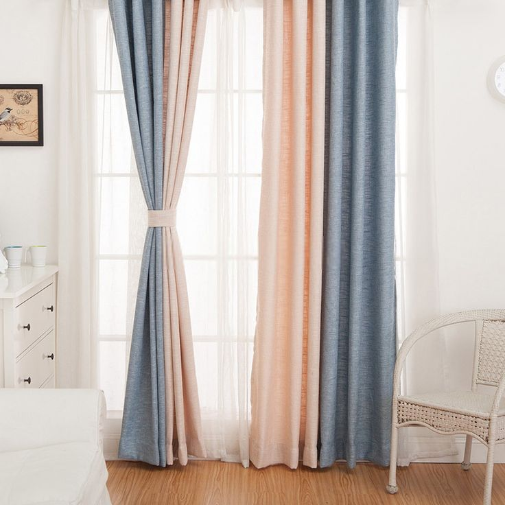 Novelty Linen Eco-friendly curtains online