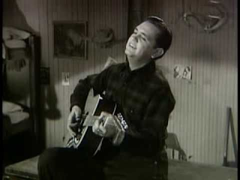 Merle Travis Nine Pound Hammer 1951 - YouTube