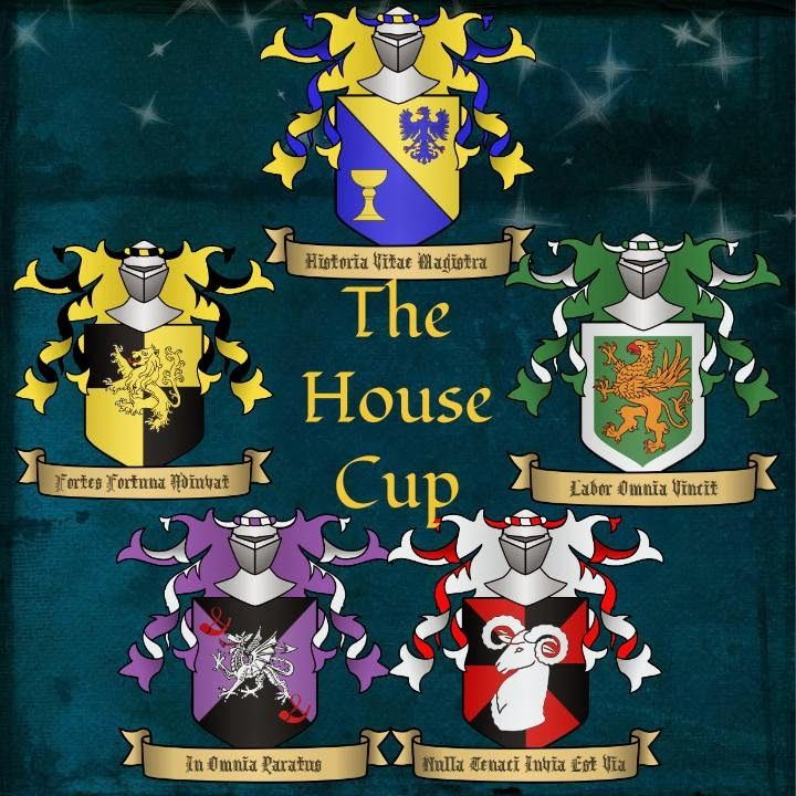 Classroom Decor Buy ~ Sorting into houses the house cup my planned behavior