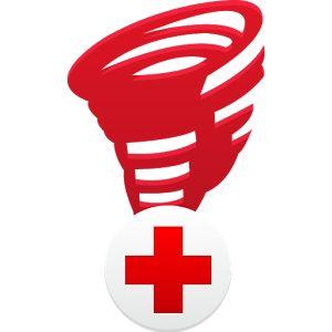 #LadyBugOut #EmergencyPreparedness Free - American Red Cross - Tornado App