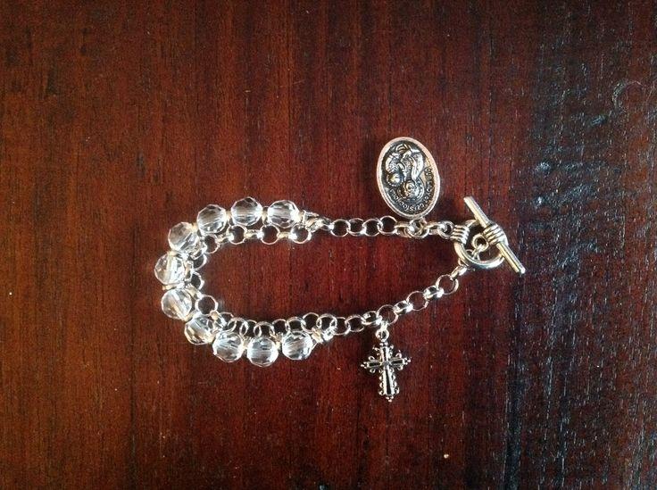 Rozenkrans armband