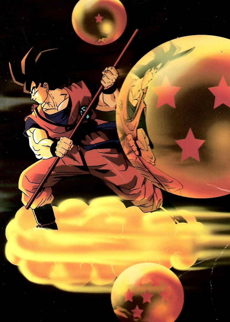 Goku - Dragon Ball Z