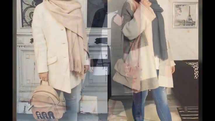 Back to school hijab casual outfit ideas 2017/2018