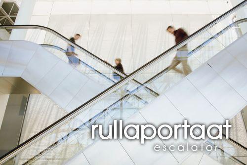 rullaportaat ~ escalator