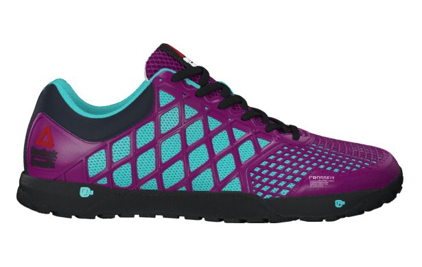 I just designed this new Reebok Nano 4.0 shoe!