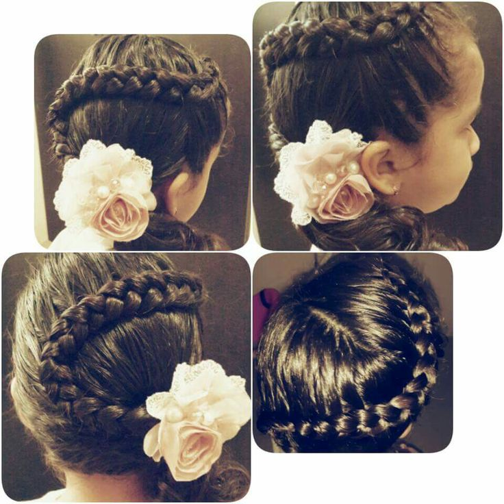 Peinados trenzas para niñas