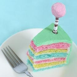 Lorax Cake- I love Dr. Suess!
